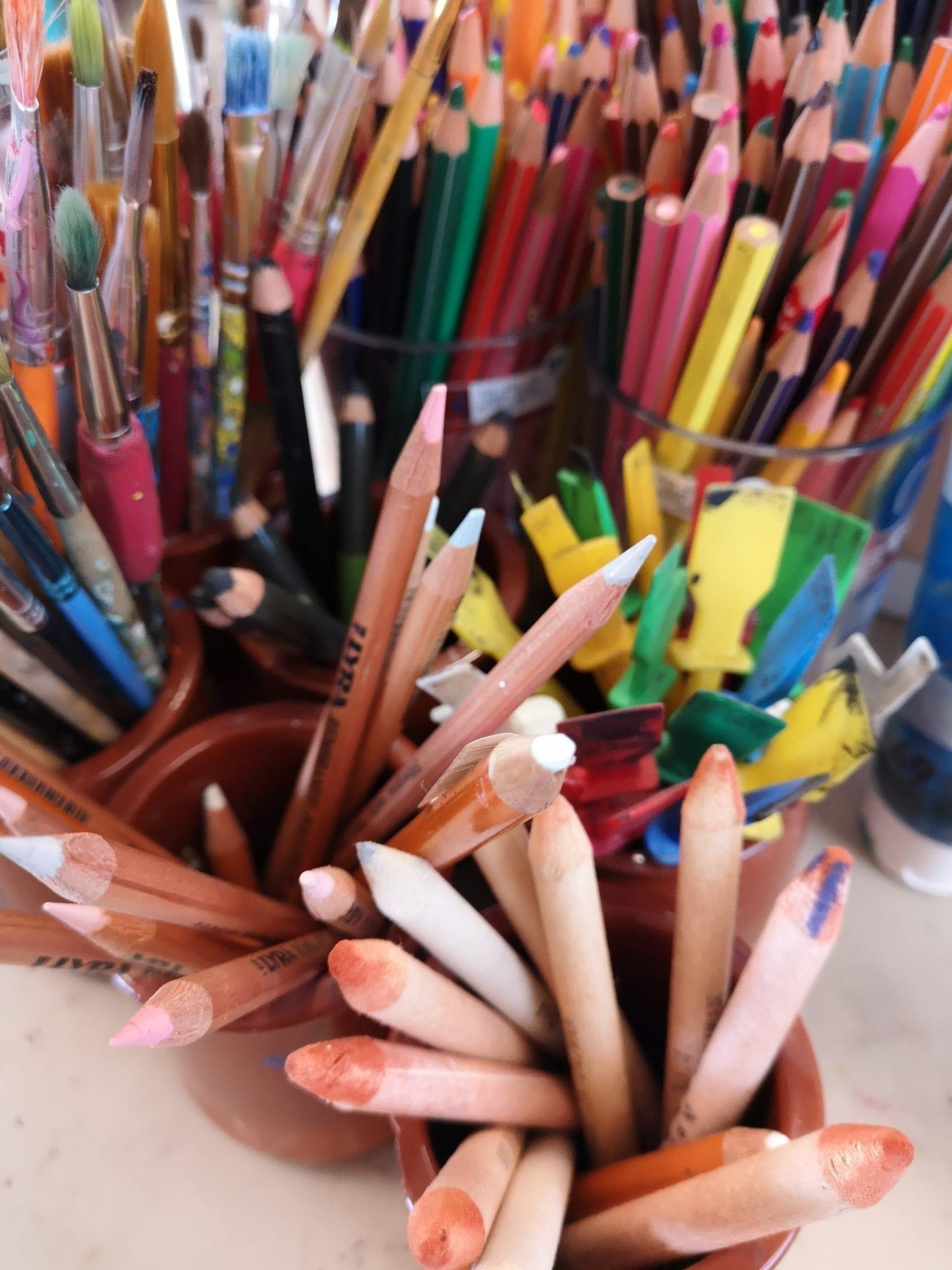 Nouveau : l'Eveil artistique, dès 6 ans