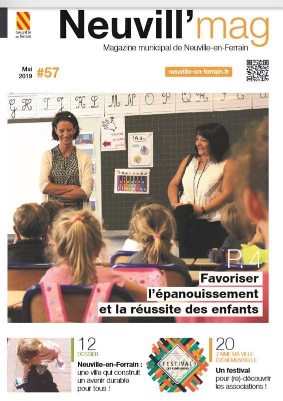 Neuvill'Mag 57