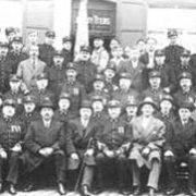 Conseil municipal Neuville 1914